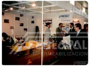 Feria de Muestras de Binéfar. 1994.